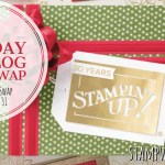 """CARD SWAP: Special Pre-Order """"Holiday Catalog"""" 11 Card Swap due August 31"""