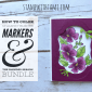 ONLINE CLASS: Coloring with the Stampin' Blends Markers & Blended Season Bundle