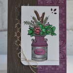 CARD: Thanks from the Country Home Stamp Set