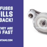 Fast Fuse Refills are back – but hurry they are going fast!