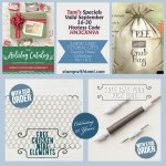 SPECIALS: Tami's Ordering Gift Tutorials for September 16-30 – Hostess Code HN3CXN9A