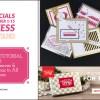 SPECIALS: Tami's Ordering Gift Tutorials for October 16-31– Hostess Code J7SUJHQG