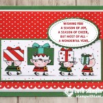 CARD: Wishing You Joy from Santa's Workshop