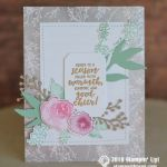 CARD: Season of Warmth from the First Frost Stamps