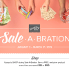 Sale-a-Bration 2019 is here! Learn how to get these free limited edition products – Jan 2 – March 31