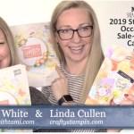 VIDEO: Sneak Peeks of the Occasions and SAB Catalogs Part II