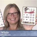 BLOG HOP VIDEO & GIVEAWAY: Build a Snowman for New Years Card