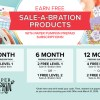 Sale-a-bration meets Paper Pumpkin Kits