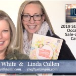 VIDEO: New 2019 Catalog Kick Off Today – The Stampin Scoop Show – Episode 70