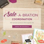 SPECIAL: Exclusive products to match Sale-a-bration Coordination – Pre-Order Now