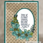 CARD: Celebrating Brilliant Fabulous You