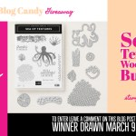 BLOG CANDY GIVEAWAY:  Win the Sea of Textures Bundle