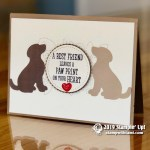 Spotlight on retiring: Happy Tails and Nine Lives Stamp Sets for the cat and dog lovers