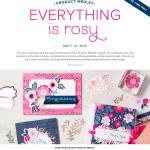 SPECIAL: Everything Rosy Product Medley – Limited Edition Suite