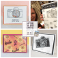 My Capture the Good Camera Stamp Set coming out in the new catty – Part 1 of 3