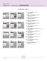 New Catalog pre-orders