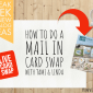 VIDEO: New Catalog Ideas in our Live Card Swap