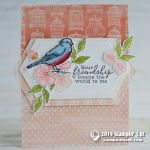 CARD: Your friendship card from the Free as a Bird Bundle
