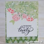 CARD: Wishing You a Lovely Day from Forever Lovely