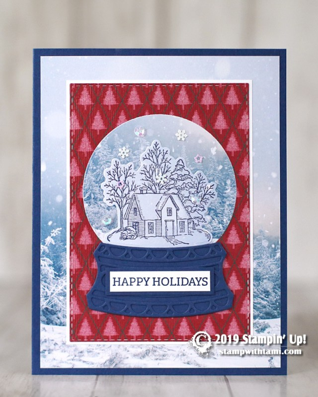 stampin up holiday catalog still scenes itty bitty christmas