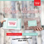 Winter Wonders from Paper Pumpkin – October and November kits