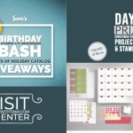DAY 5 of my 5 Day Birthday Bash Giveaways  – Enter Here