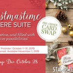 """CARD SWAP: Special """"Christmastime is Here"""" Pre-Order – 8 Card Swap Due Oct 30"""