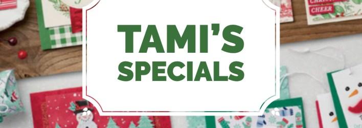 SPECIALS: Tami's Ordering Gift Tutorials for November 1-15 – Hostess Code VG29322N