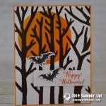 CARD: Happy Halloween Card from the Wonderfully Wicked Bundle