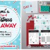 DAY 4 of  12 Days of Christmas Giveaways  – Enter Here