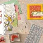 "CARD SWAP: Special ""Ornate Garden"" Pre-Order – 8 Card Swap Due March 30"