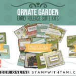 SPECIAL OFFER: Elegant Ornate Garden Card Kits and Double FBP – ends March 31