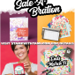 Today is the very last day to get Sale-a-bration products and the Ornate Garden Kits