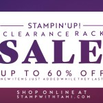 SALE! up to 60% OFF Clearance Rack Restocked – new items while they last