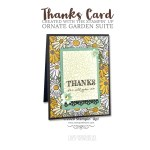 CARD: Thanks for all you do card from the Ornate Garden Suite
