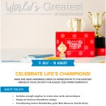 August Paper Pumpkin Kit – Celebrating our heroes with the World's Greatest