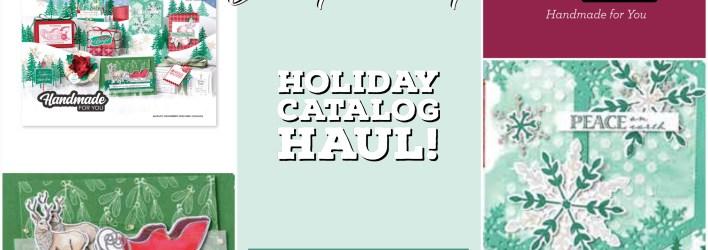 Sneak Peak Video: New Holiday Mini Catalog Mega-Reveal