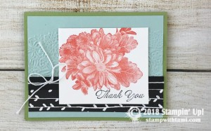 Heartfelt Blooms Stamps