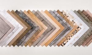 Wood Textures designer paper stack