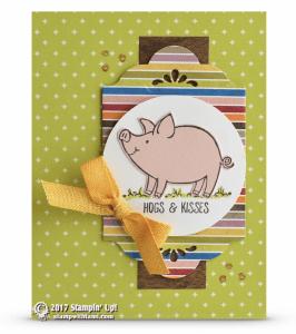 This Little Piggy Stamp Set