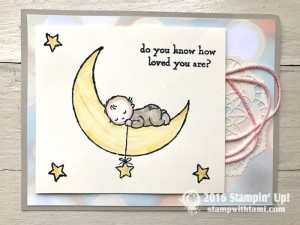 Moon Baby Stamps