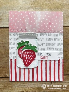 stampin up stampin Stampin Up  Fresh Fruit Stamp set