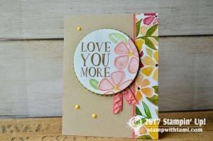 Stampin Up Fresh Fruit Stamp set