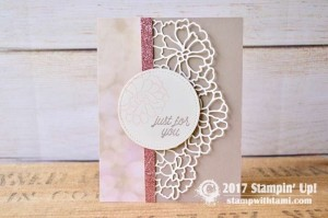 Stampin Up So In Love  Stamp set
