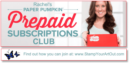 Earn free products while you enjoy your Paper Pumpkin kits! - Stampin' Up!® - Stamp Your Art Out! www.stampyourartout.com