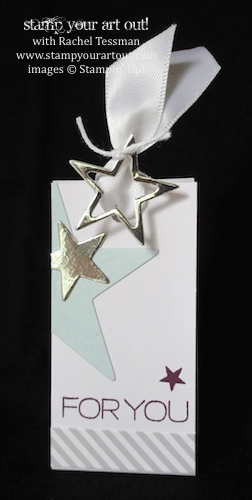Nugget Wraps made with the contents of the July 2014 Wish Big Paper Pumpkin Kit #stampyourartout #stampinup - Stampin' Up!® - Stamp Your Art Out! www.stampyourartout.com