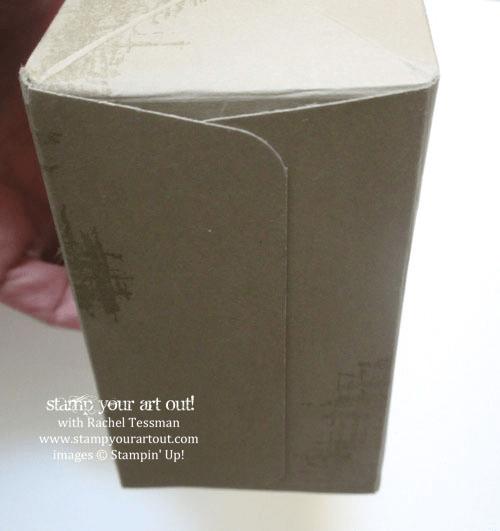 Idaho Potato Sack…#stampyourartout #stampinup - Stampin' Up!® - Stamp Your Art Out! www.stampyourartout.com