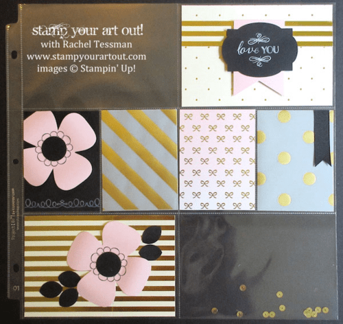Click here to see alternate projects made with the August 2015 Chalk It Up To Love Paper Pumpkin Kit… #stampyourartout #stampinup – Stampin' Up!® - Stamp Your Art Out! www.stampyourartout.com