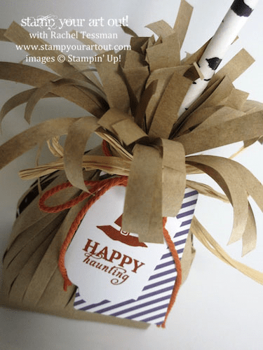 The September 2015 Wickedly Sweet Treat Paper Pumpkin kit …#stampyourartout #stampinup - Stampin' Up!® - Stamp Your Art Out! www.stampyourartout.com