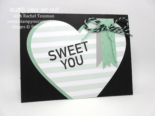 Click here to see more ideas created with the January 2016 Cute Conversations Paper Pumpkin kit …#stampyourartout #stampinup - Stampin' Up!® - Stamp Your Art Out! www.stampyourartout.com